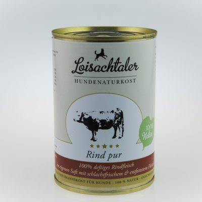 Loisachtaler_Hundenaturkost-Rind-pur